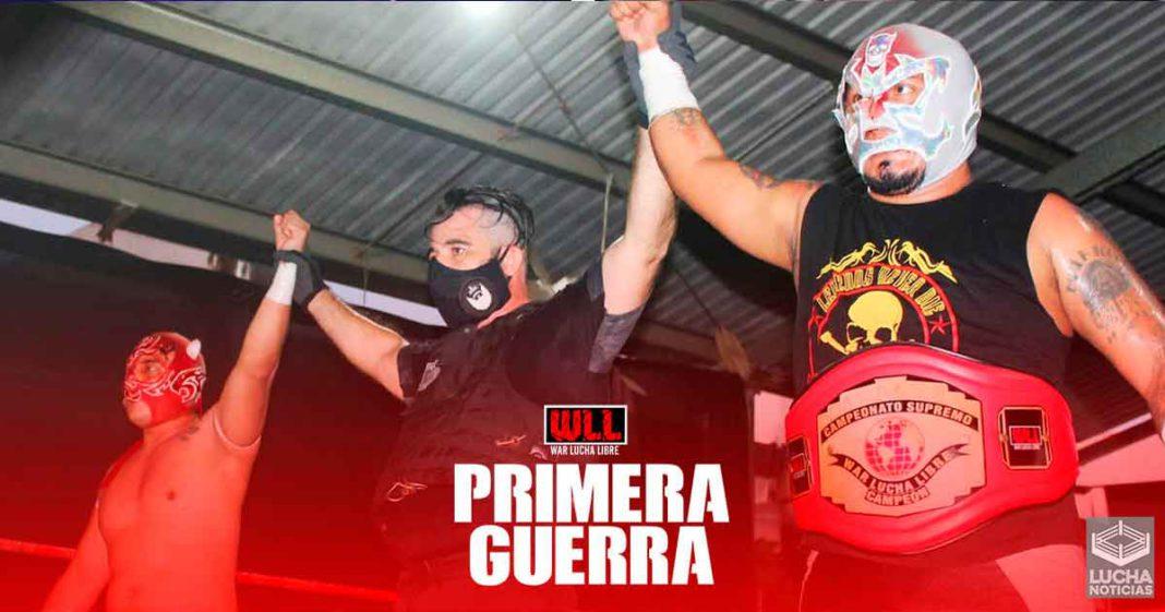 El treceavo Guerrero Azteca Aztlan 13 nuevo campeón supremo WLL