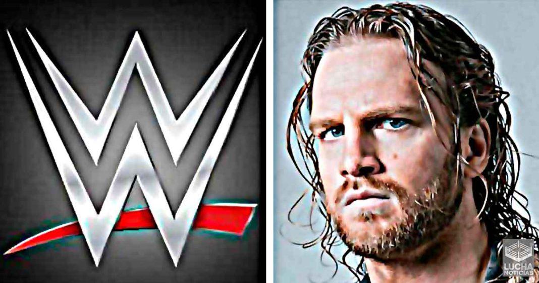 Hangman Page habla de como fue su Tryout en WWE