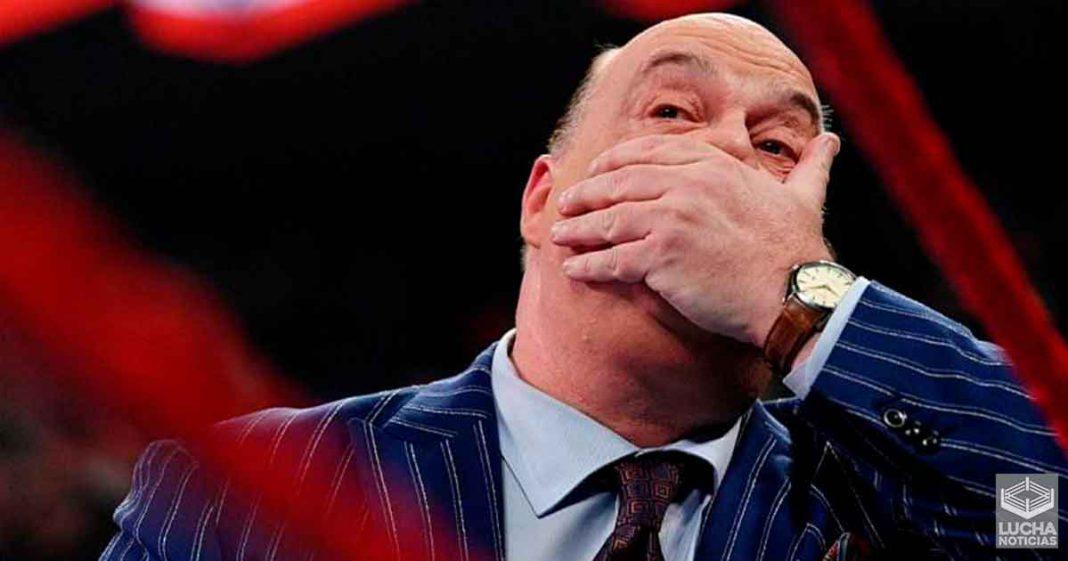 Karl Anderson revela la mentira que le dijo Paul Heyman cuando era director ejecutivo de RAW