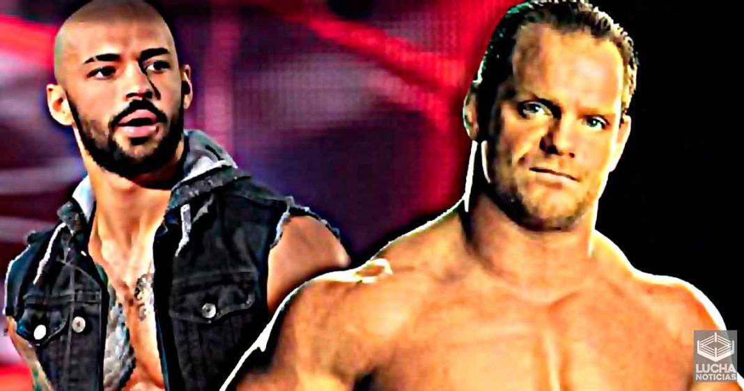 Konnan compara a Ricochet con Chris Benoit