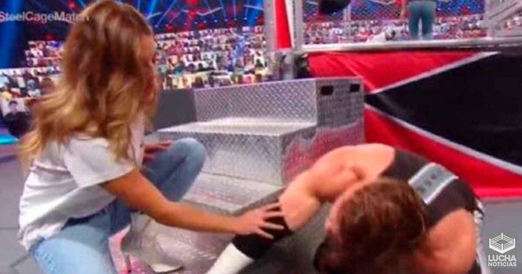 La hija de Rey Myterio podría iniciar roman con Murphy en RAW