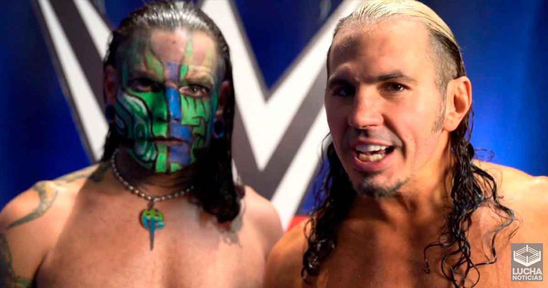Los Hardy Boyz no se volverán a reunir en muchos años