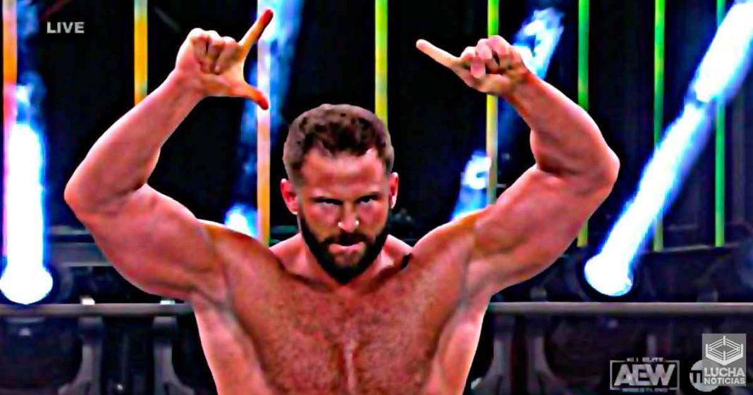 Matt Cardona antes Zack Ryder revela con que luchador de WWE odiaba trabajar