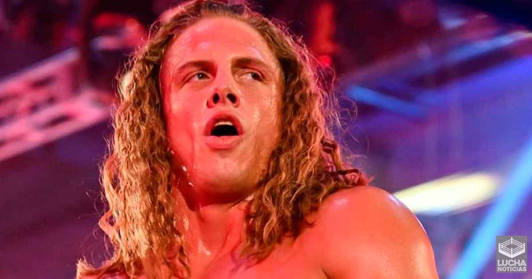 Matt Riddle demanda a su acusadora del movimiento #SpeakingOut