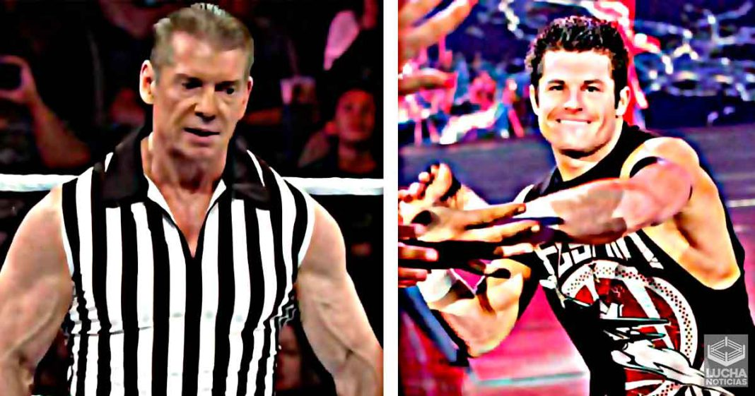 Matt Sydal antes Evan Bourne revela Dream Match que le negó WWE