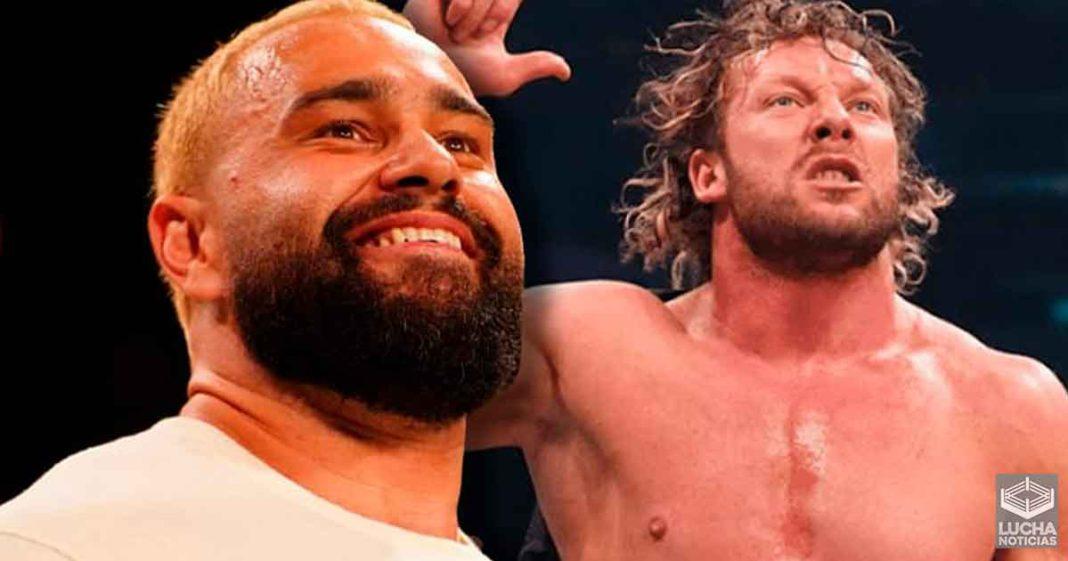Miro antes Rusev no puede esperar para enfrentar a Kenny Omega en AEW