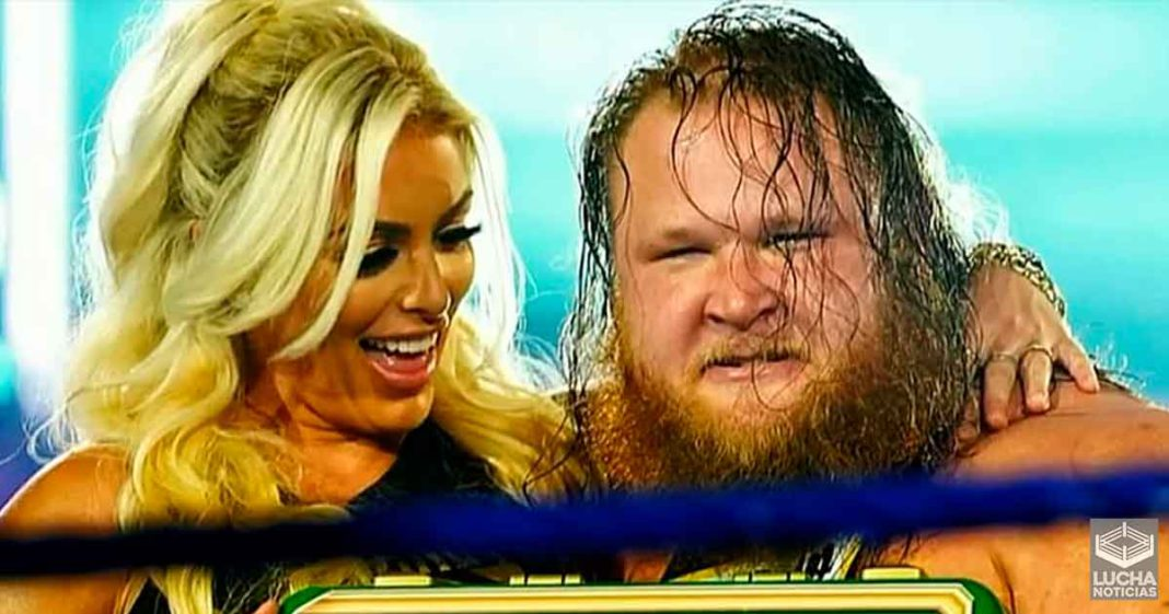 Otis reacciona al traslado de Mandy Rose a WWE RAW