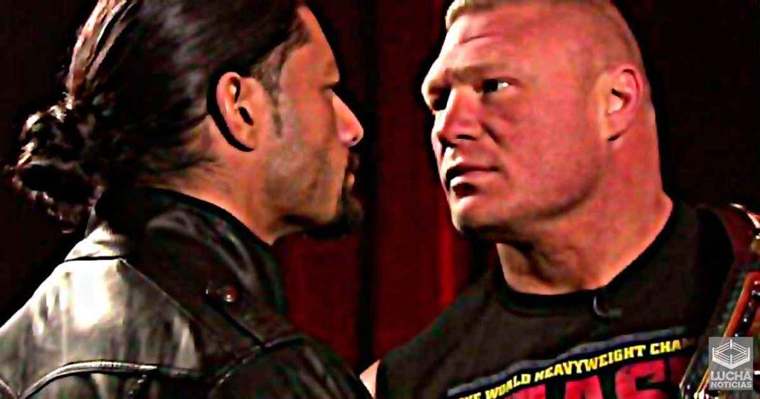 Paul Heyman menciona una gran diferencia entre Roman Reigns y Brock Lesnar