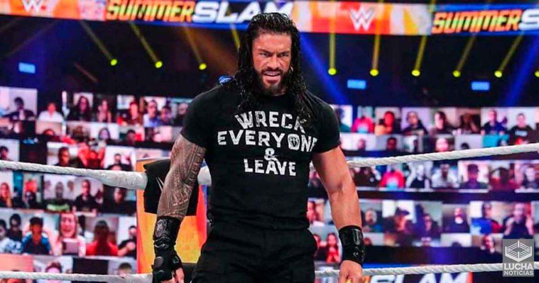 Planes a largo plazo de WWE para Roman Reigns revelados