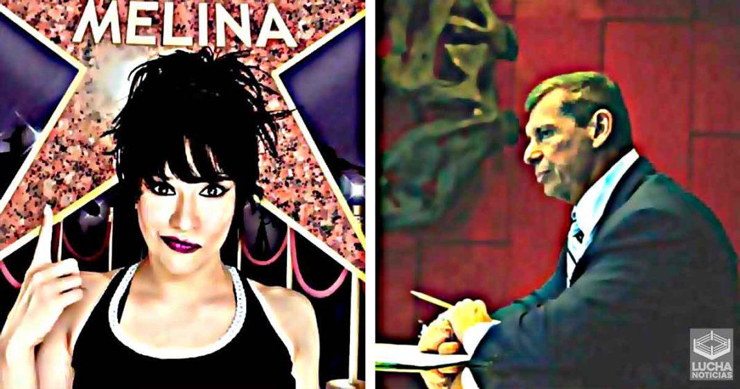 Posible verdad sobre el regreso de Melina a la WWE