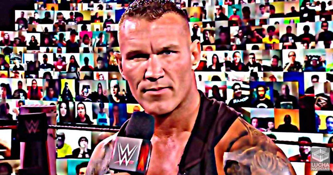 Randy Orton podría quedar fuera de la lucha por el campeonato de WWE en Clas Of Champions