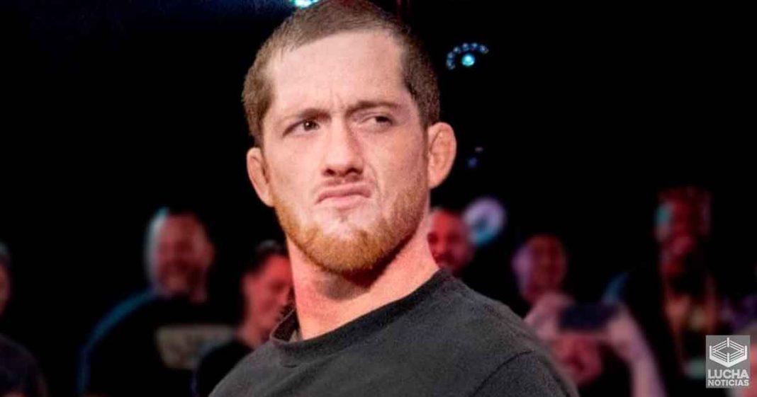 Razón por la cual Kyle O'Reilly recibió una oportunidad por el campeonato de NXT