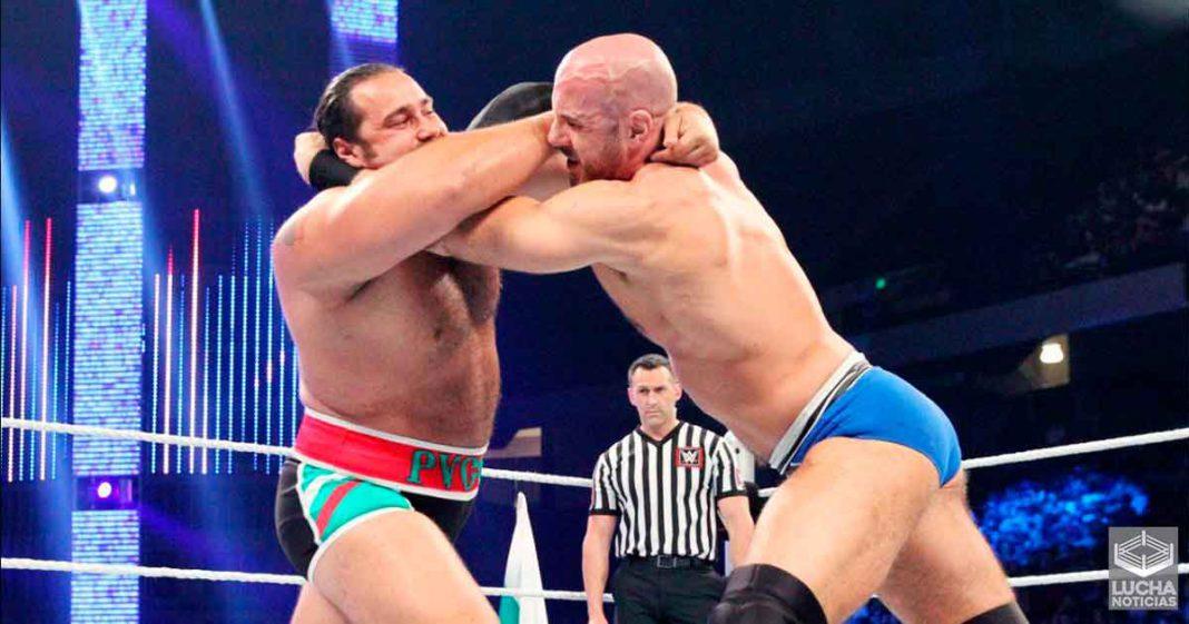 Razón por la cual WWE puso nombres cortos a Rusev y Cesaro