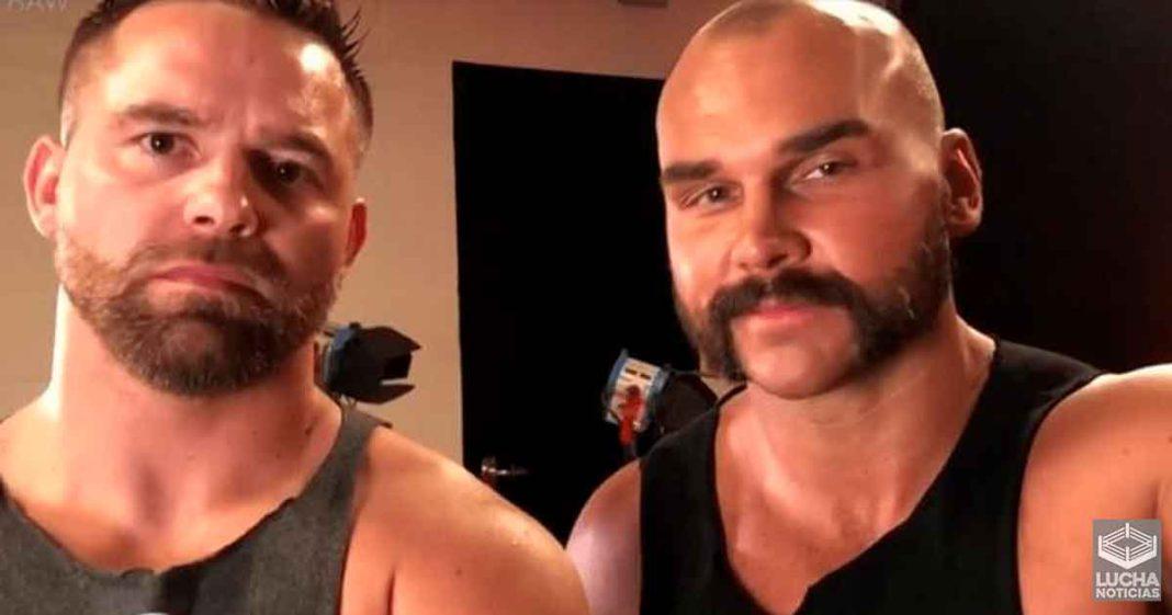 Razón por la cual WWE rechazó el nombre original de The Revival