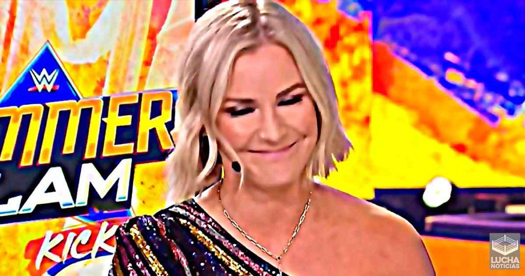 Renee Young revela la mejor parte de no trabajar para WWE