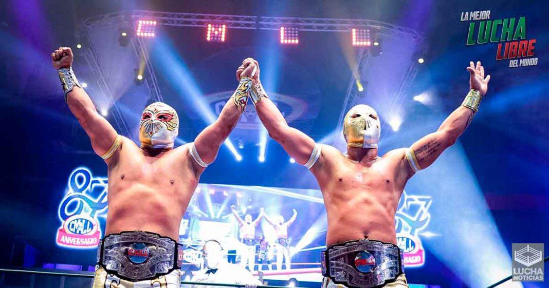 Resultados CMLL 87 Aniversario - Una Noche de Campeones
