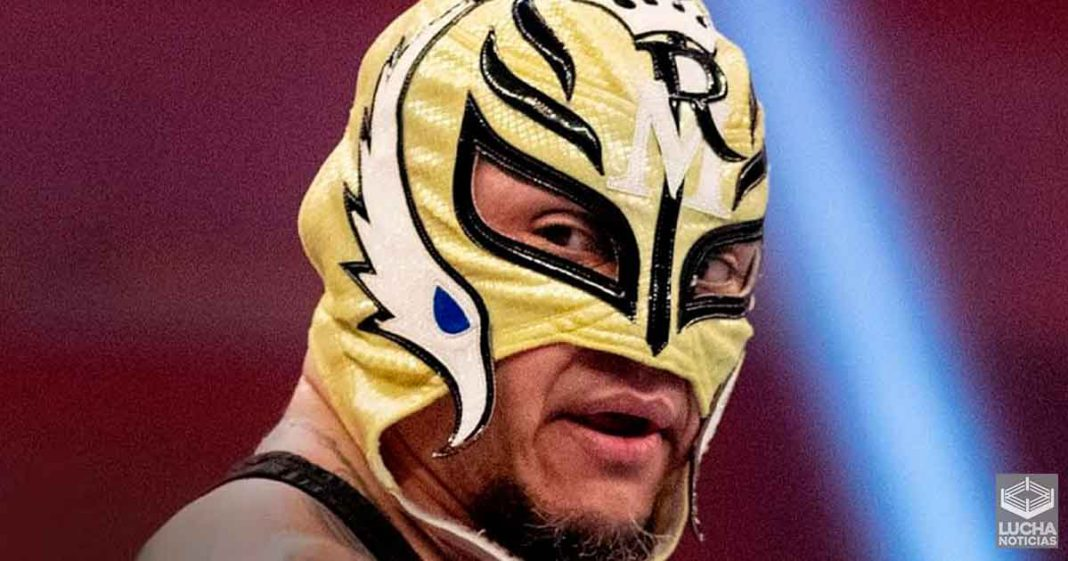 Rey Mysterio está por recibir un programa en Cartoon Network