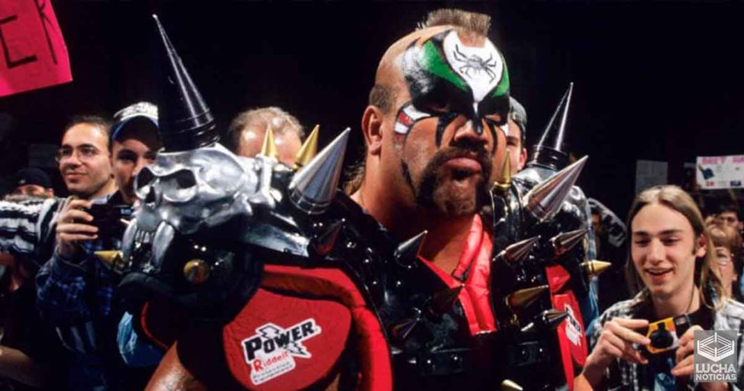 Road Warrior Animal estaba lidiando con problemas cardíacos y renales