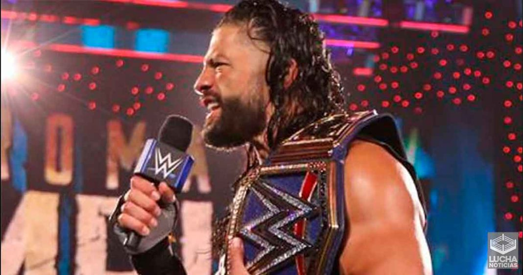 Roman Reigns está cansado de los fans de WWE