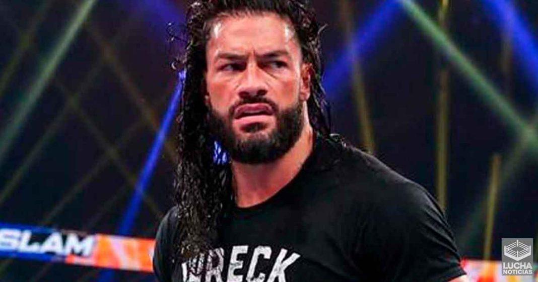 Roman Reigns revela si WWE le pagaba mientras estaba fuera de televisión