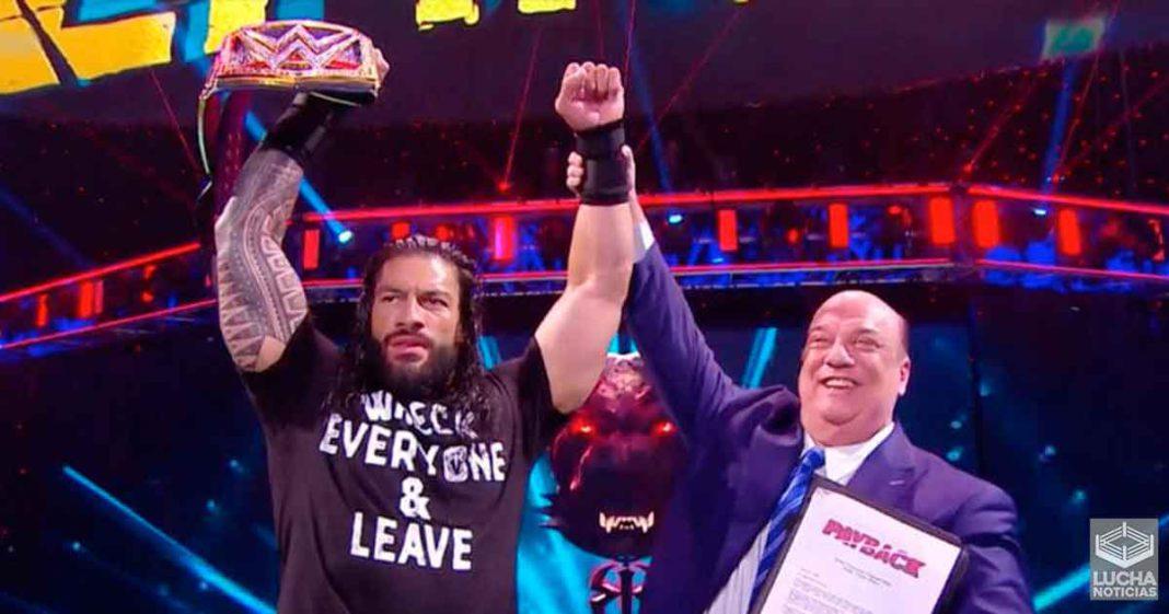 Roman Reigns y Paul Heyman no son amigos - Todos los detalles