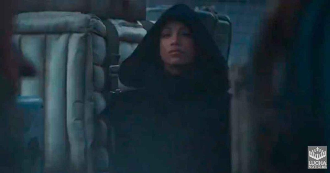 Sasha Banks aparece en el trailer de la temporada 2 de Star Wars: The Mandalorian