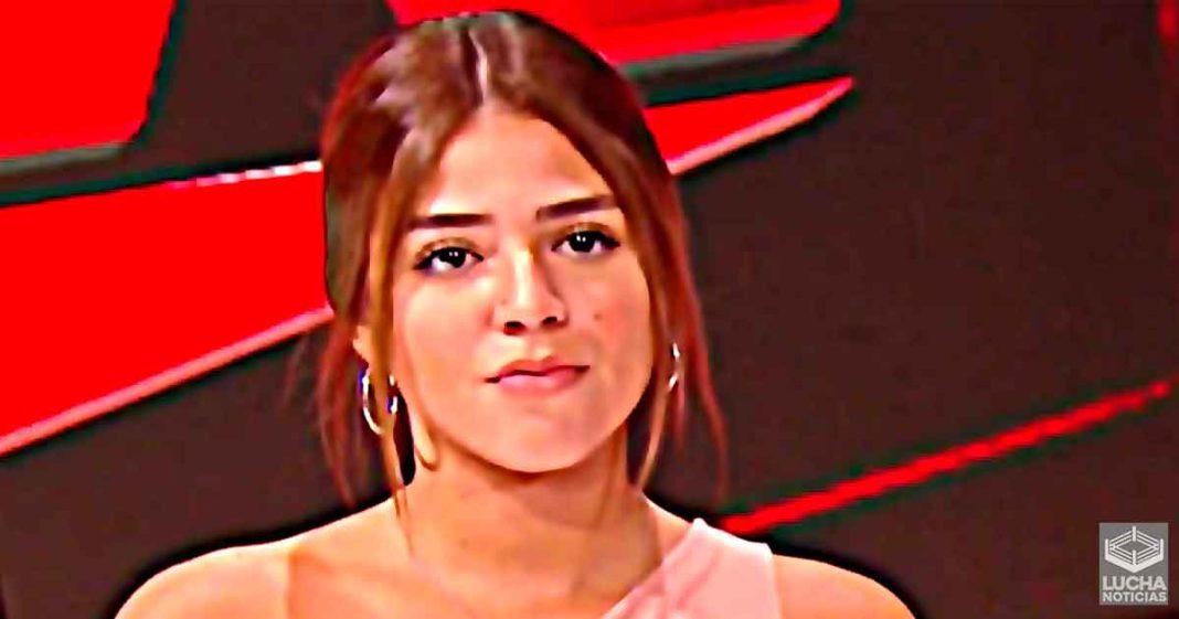 Se revelan los planes para la hija de Rey Mysterio en WWE RAW