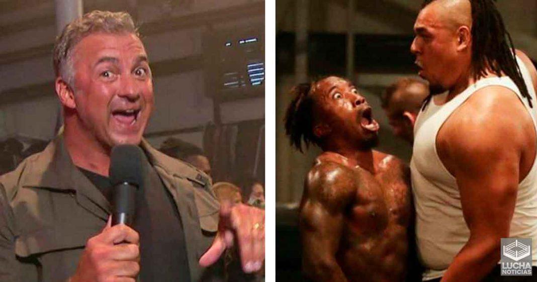 Shane McMahon revela la inspiración para WWE RAW Undeground