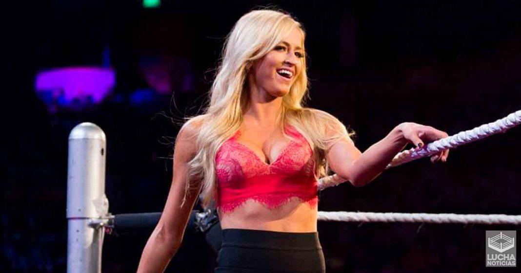 Summer Rae podría regresar a WWE SmackDown