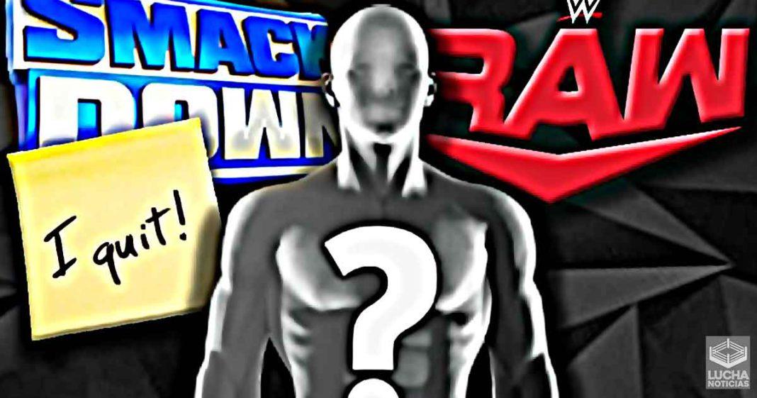 Superestrella de WWE decide no firmar nuevo contrato con WWE