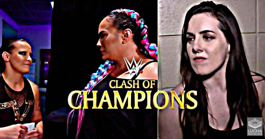 Superestrellas frustradas durante WWE Clash Of Champions
