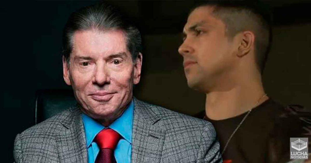 TJ Perkins revela conversación con Vince McMahon antes de su despido