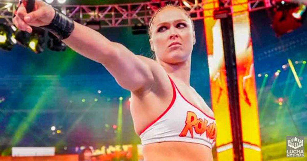 Ultimas noticias sobre el regreso y entrenamiento de Ronda Rousey
