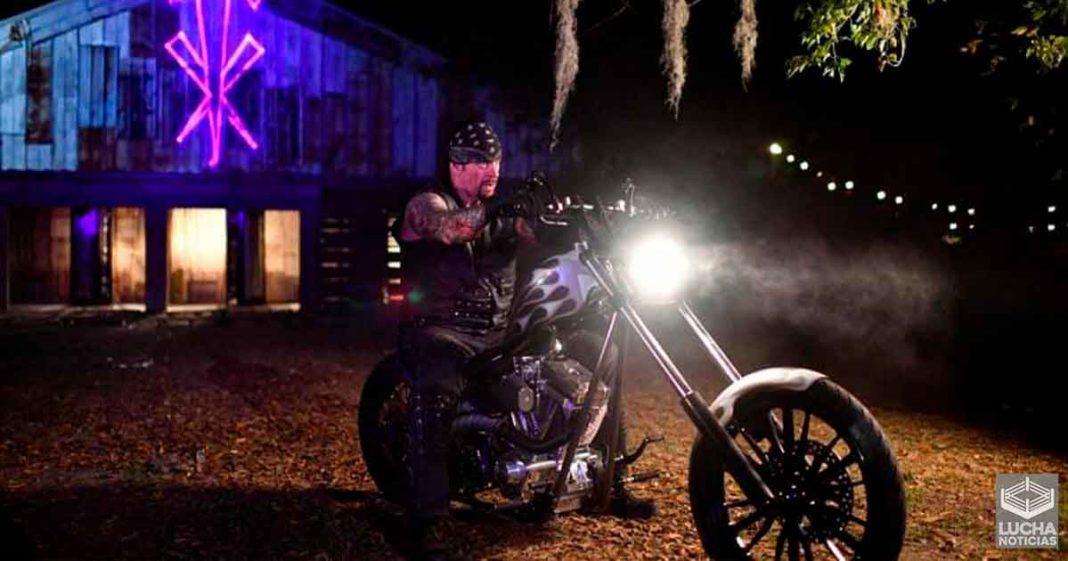 Undertaker revela por qué es tan importante para él proteger su personaje