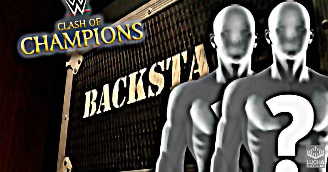 WWE Clash Of Champions sería influenciado por las políticas de backstage