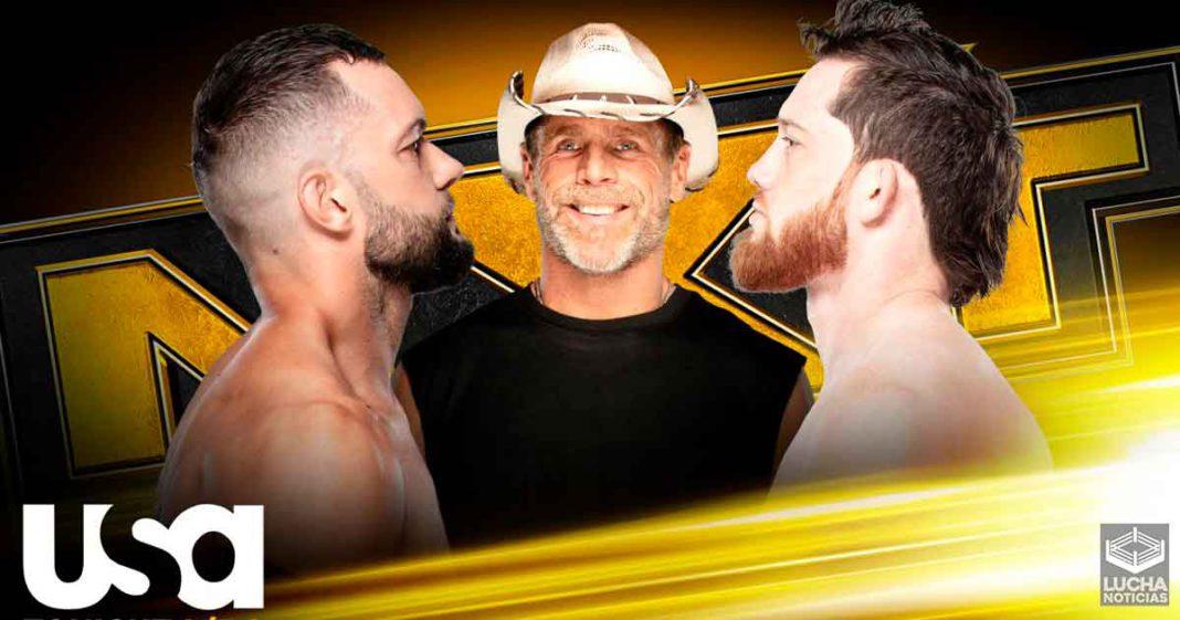 WWE NXT en vivo, Cobertura y Resultados 30 de septiembre