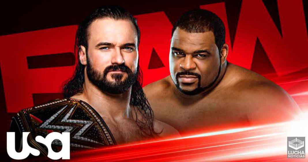 WWE RAW en vivo resultados 14 de septiembre