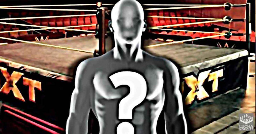 Superestrella de NXT lesionada