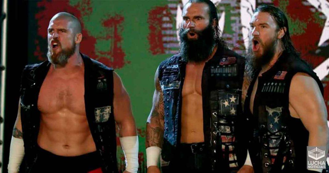 WWE quitaría a Jaxson Ryker de los Forgotten Sons