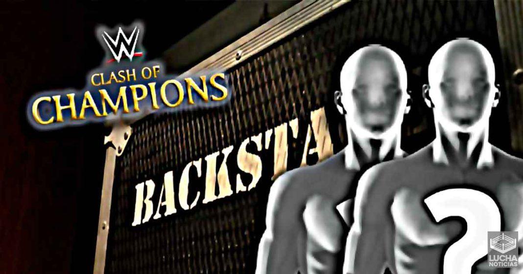 WWE se ve obligada a cambiar su cartel por las luchas canceladas