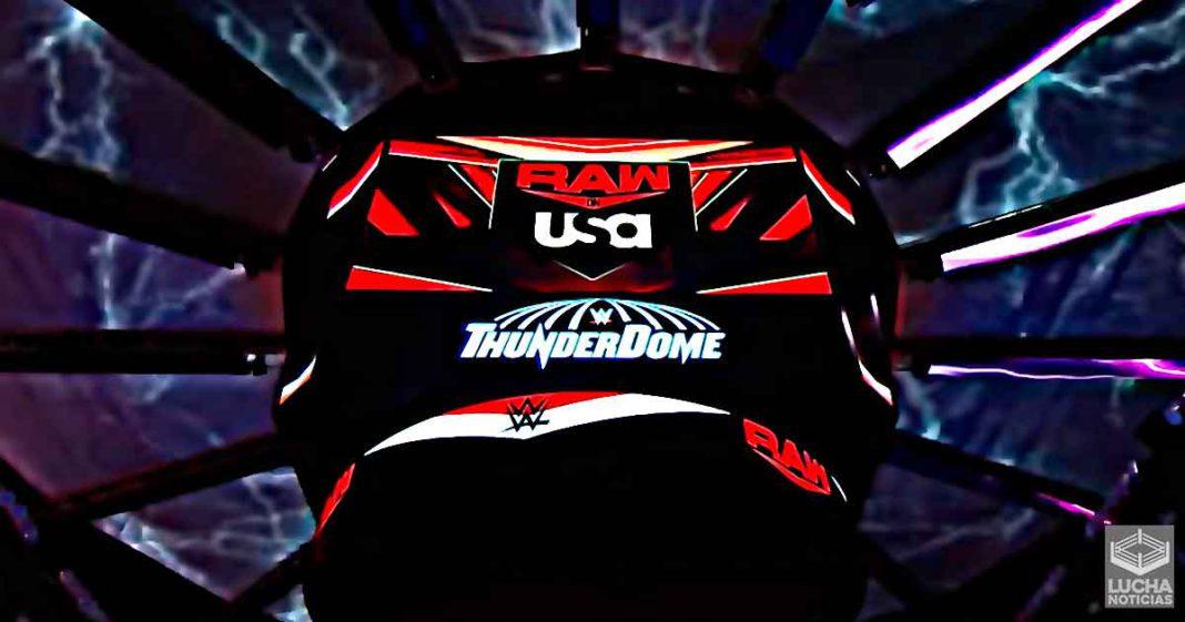 WWE tiene planes para abandonar pronto el ThunderDome