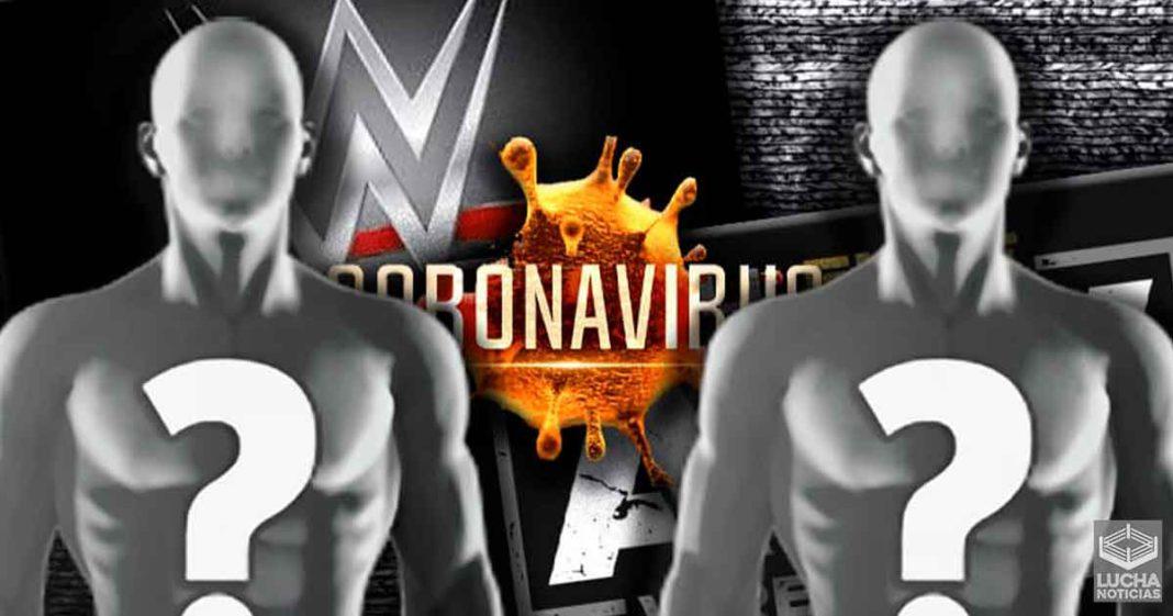 AEW culpa a las superestrellas de WWE de contagiar a su talento de COVID-19