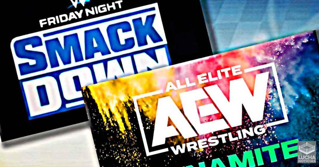 AEW destroza a NXT, SmackDown y RAW en ratings de Reino Unido