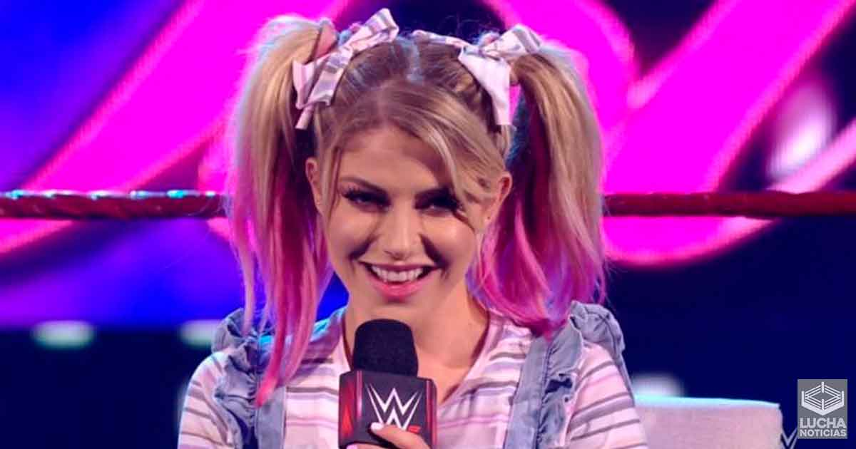 Alexa Bliss revela que es lo que queda por hacer en la WWE