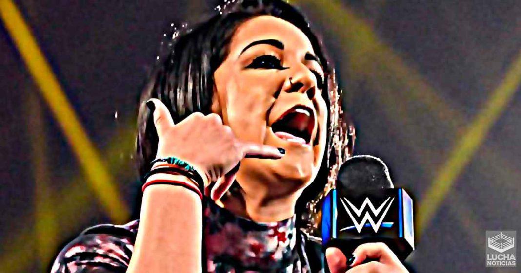 Bayley es la mejor luchadora del 2020 según Pro Wrestling Illustrated
