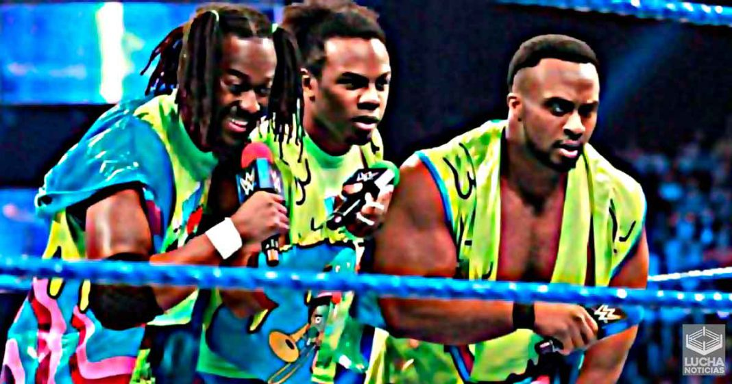 Big E revela a las superestrellas de la WWE que querían en The New Day