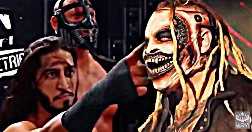 Bray Wyatt insinua rivalidad con RETRIBUTION