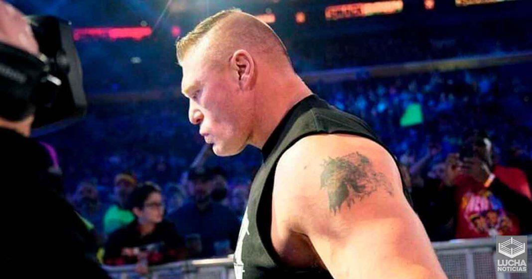 Brock Lesnar y los planes que tiene WWE para su regreso