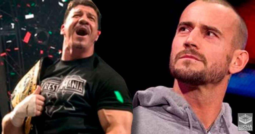CM Punk hace tributo a Eddie Guerrero en su cumpleaños