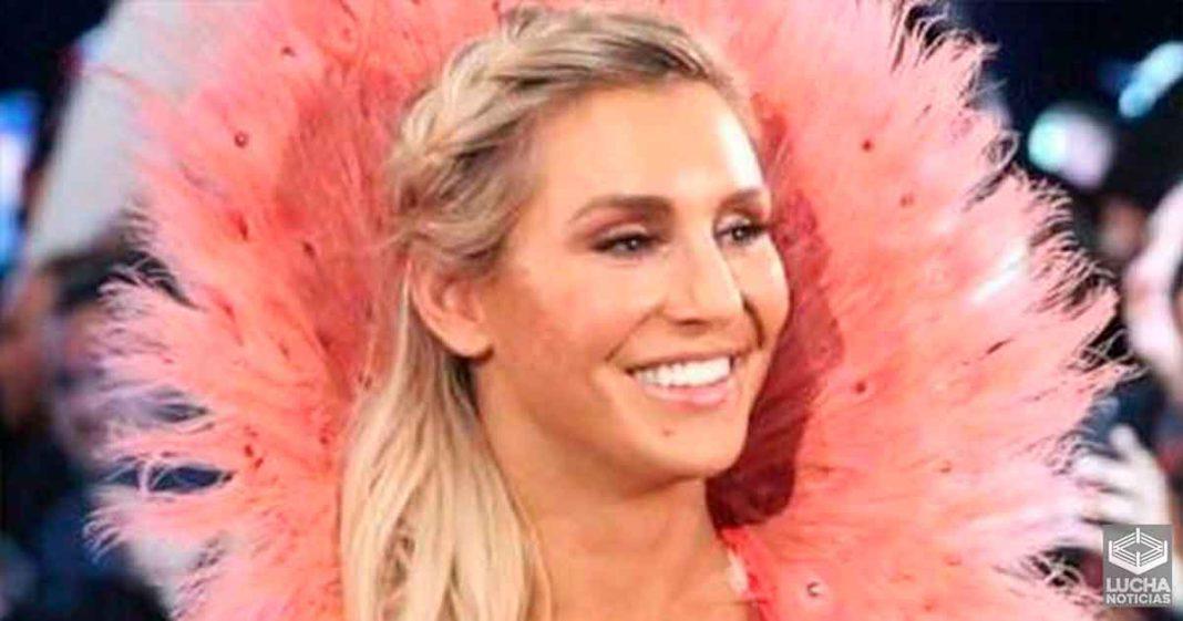 Charlotte Flair quiere una lucha con Michelle McCool